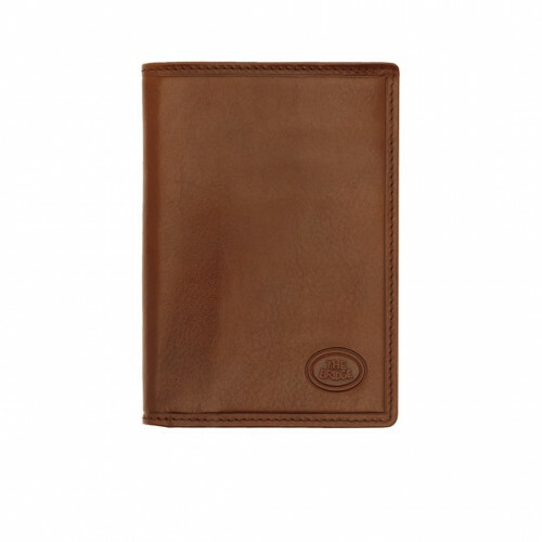 The Bridge STORY UOMO SMALL WALLET, 018409 in de kleur 14 marrone 8033748011467