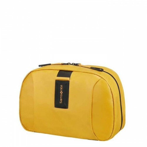 Samsonite PARADIVER LIGHT TOILET KIT, 01N-014 in de kleur 06 yellow 5414847810206