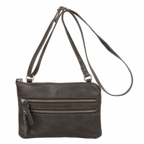 Cowboysbag BAG TIVERTON, 1677 in de kleur 142 storm grey 8718586581944