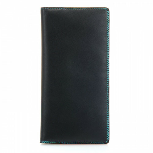 Mywalit SOFT SLIM BREAST WALLET, 213 in de kleur 4 black pace 5051655014626