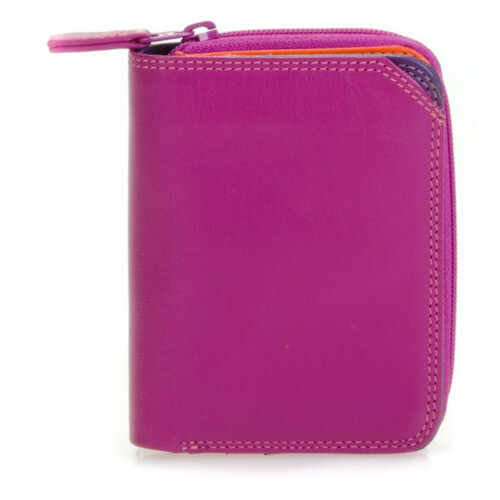 Mywalit SOFT ZIP AROUND WALLET, 226 in de kleur 75 sangria multi 5051655024410