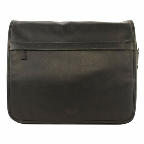 Offermann COUNTRY MESSENGER BAG, 8113 in de kleur 01 black