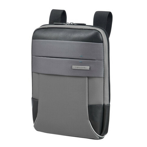 Samsonite Spectrolite 2.0 TABLET CROSS-OVER L, CE7-002 in de kleur 18 grey-black 5414847825583