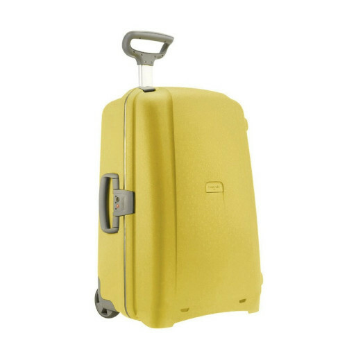 Samsonite AERIS UPRIGHT 78, D18-078 in de kleur 16 lemon 5414847460746