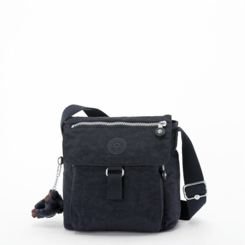 Kipling BASIC NEW RAISIN, K13611 in de kleur 511 true blue 5413405748517