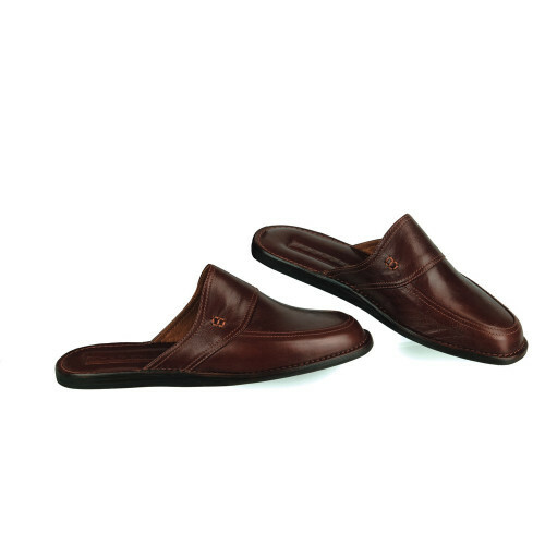 The Bridge 15 SERIE MEN'S SLIPPERS, 151910 in de kleur 14 marrone 8033748061592