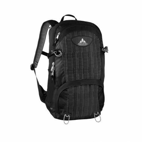 Vaude TRACK & TRAIL WIZARD AIR-1 30+4, 10789 in de kleur 051 black uni