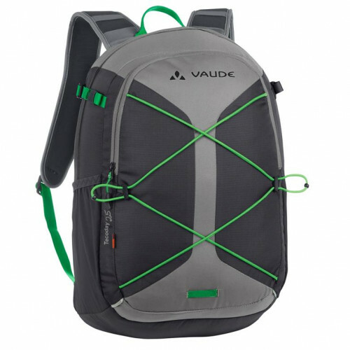 Vaude TECOTORIAL TECODAY 25, 11272 in de kleur 069 antracite 4021574111554