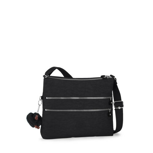 Kipling BASIC ALVAR, K13335 in de kleur 900 black 5414709359430